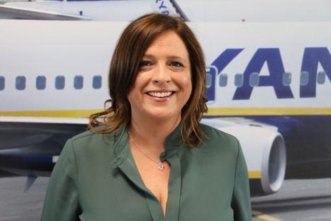 Ryanair nombra a Carol Sharkey, Chief Risk Officer