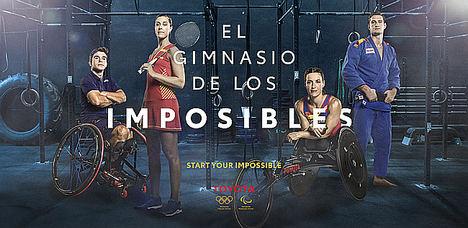 Carolina Marín, la estrella de esta semana en el Gimnasio de los Imposibles de Toyota