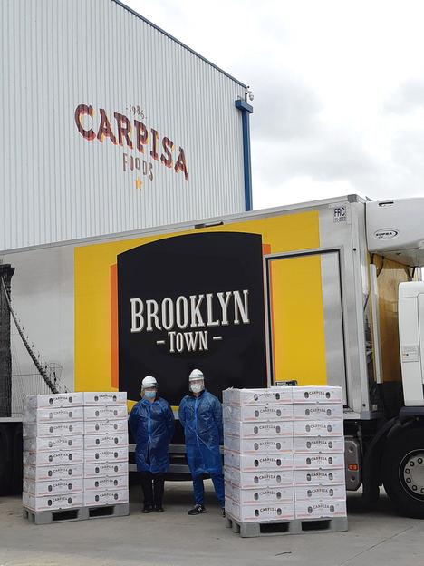 Carpisa Foods se une a Food4Heroes y a la ONG San Ricardo Pampuri para ayudar en la lucha contra el COVID-19