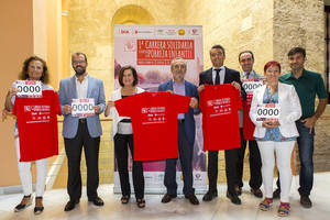 Grupo DIA y Save the Children presentan la primera Carrera Solidaria contra la Pobreza Infantil de Sevilla