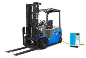 Carretillas TR se posiciona como el segundo mejor distribuidor de carretillas BYD Forklift a nivel europeo