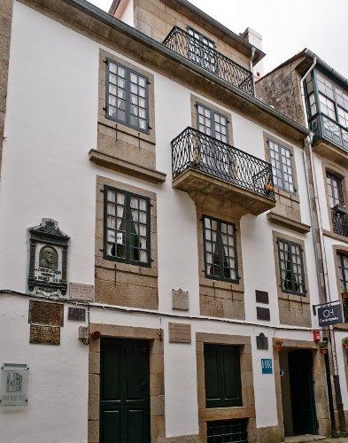 Grupo Carrís ofrece la posibilidad de alquilar todo un hotel con encanto en el corazón de Santiago