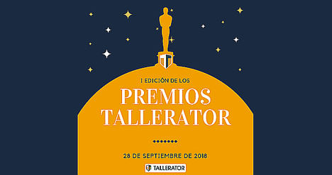 I Premios Tallerator a los mejores talleres