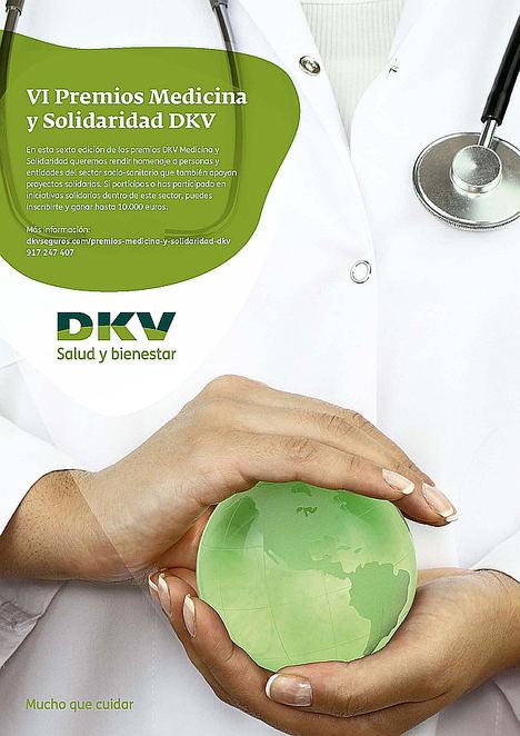 DKV lanza la sexta edición de sus Premios Medicina y Solidaridad con una categoría más