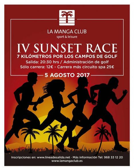 IV SUNSET RACE de La Manga Club: un entorno único para los aficionados al running