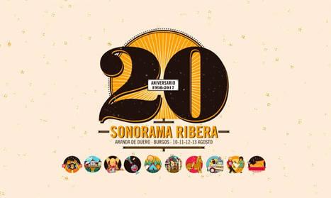 Sonorama Ribera 2017 celebra su 20 aniversario en una edición especial