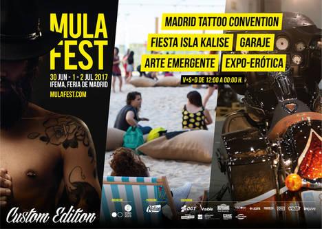 Mulafest se une a la celebración mundial del World Pride Madrid 2017