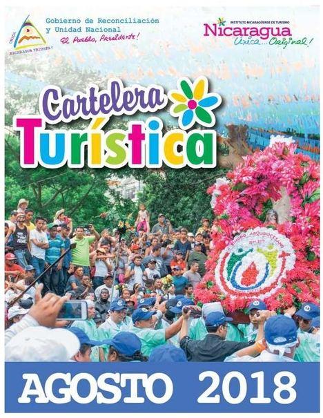 Nicaragua, dentro se recupera el turismo y fuera crece la desinformación
