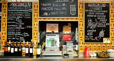 Una taberna del Madrid castizo lanza su canal propio de delivery/ take away