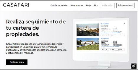 CASAFARI reúne en su plataforma más de 1.000.000 de propiedades anunciadas en España sin duplicados