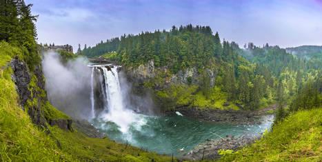 Cascades - Seattle