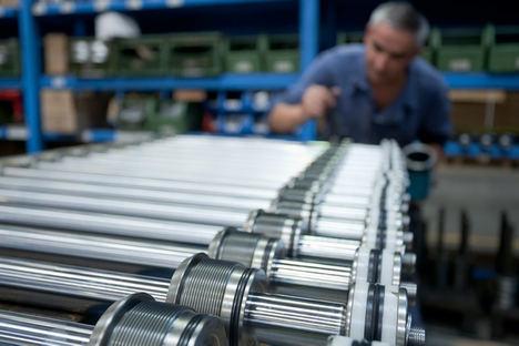 Cascos Maquinaria S.A. elige abas ERP por su liderazgo con empresas de producción