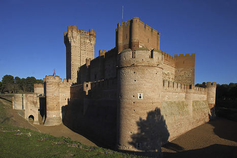 """El Castillo de la Mota acogerá el ciclo """"Escenarios Patrimonio Castilla y León"""""""