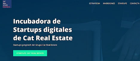 Nace Cat Real Estate Proptech, la nueva incubadora de startups inmobiliarias del grupo Cat Real Estate