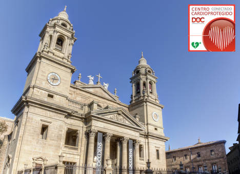 La Catedral de Santa María la Real de Pamplona se convierte en monumento cardioprotegido