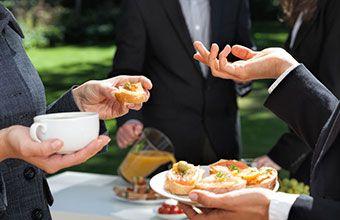 Catering para empresas: una tendencia en auge para reuniones y eventos