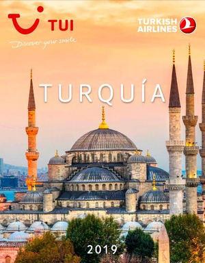 TUI apuesta por Turquía con el lanzamiento de su nuevo catálogo