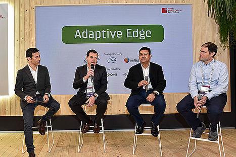 """Cellnex, Intel y Nearby Computing presentan """"Adaptive Edge"""" la tecnología que asigna recursos de red y computación en tiempo real a las situaciones de alta demanda de datos"""