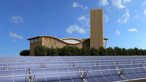 """La empresa Alcalá District Heating y el Ayuntamiento de Alcalá firman el proyecto de energías renovables """"Alcalá Eco Energías"""""""