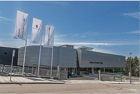 Concesionario Porsche de Vigo en la vanguardia energética y sostenible con EcoStruxure (Schneider Electric)