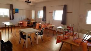 """El Instituto Castellar transforma digitalmente """"en 1 día"""" su centro de mayores en aulas de bachillerato"""