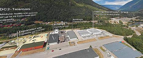 Noruega alberga los mayores centros de datos verdes del mundo