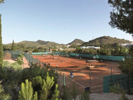 La Manga Club, reconocido como uno de los mejores complejos de tenis del mundo