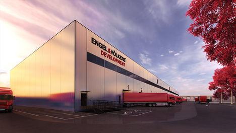 Centro logístico Villaverde, Engel & Völkers Development.