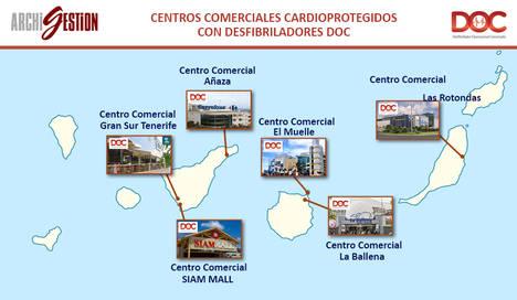 Archigestión se posiciona como referente de cardioprotección en Canarias