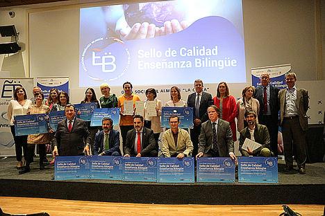 Once centros educativos de toda España contarán con el primer sello de calidad que certifica su enseñanza bilingüe