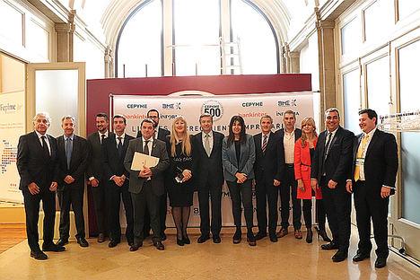 Las empresas CEPYME500 catalanas conocen las claves sobre la financiación para el crecimiento y la internacionalización