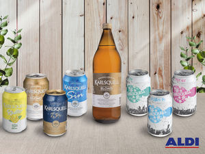 ALDI aumenta un 37% las ventas de sus cervezas de marca propia