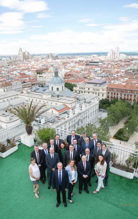 Antonio Couceiro, presidente de AFIGAL, elegido presidente de la Confederación Española de Sociedades de Garantía