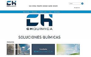 Ch Química renueva su web