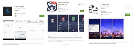 Los investigadores de Check Point Research encuentran un peligroso malware en 10 apps de la Play Store de Google que accede a las cuentas bancarias de las víctimas y controlan sus teléfonos móviles