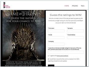 Investigadores de Check Point alertan de una campaña de phishing con Juego de Tronos como gancho