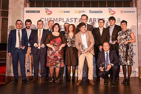 ChemPlast Expo 2019 convoca los ChemPlast Awards, los premios a la competitividad industrial