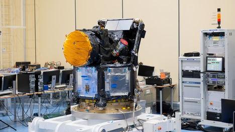 El satélite de los exoplanetas, listo para volar