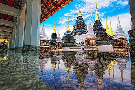 Chiang Mai y Phuket, destinos de premio de Tailandia