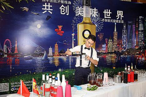 China, el gran mercado para los Aceites de Oliva de España