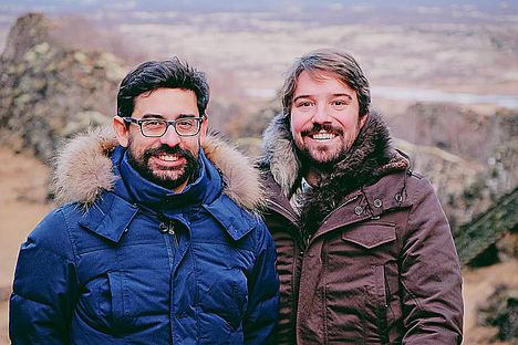 Christian Meier y Pedro Rodríguez, Humboldt Society.