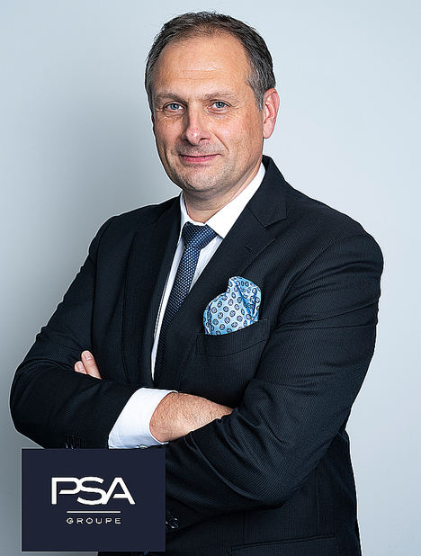 Christophe Prévost, Groupe PSA.