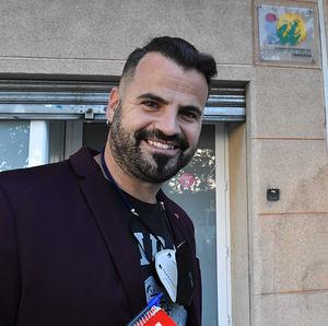 Chus Fernández, Adelante Andalucía, IU.