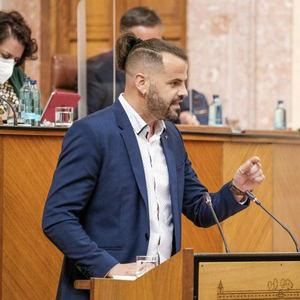 Chus Fernández, IU Granada.