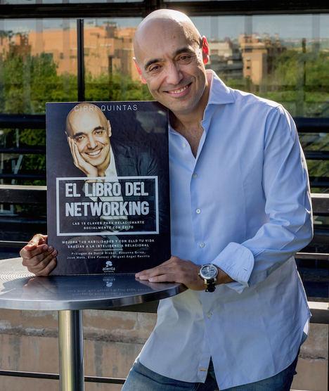 El Libro del Networking, de Cipri Quintas, llega a México de la mano de Grupo Sanborns