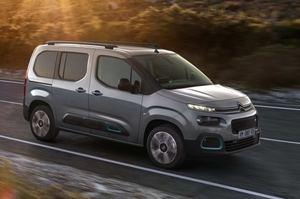 Citroën estrena una versión 100% eléctrica, el ë-Berlingo