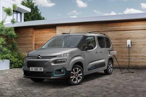 El Citroën ë-Berlingo ya se puede reservar