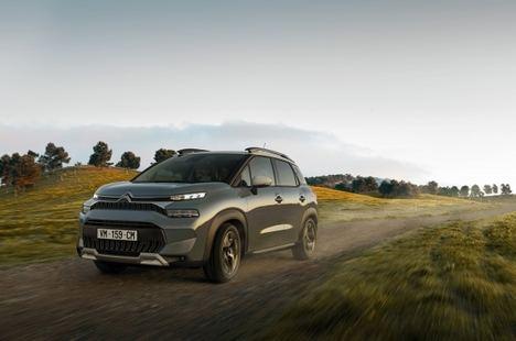 Nuevo Citroën C3 Aircross, ideal para la ciudad y el ocio