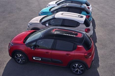 Prioridades de los clientes de un Citroën C3