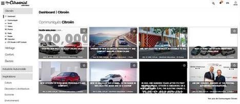"""Durante la crisis del Covid 19 Citroën abre a todos """"The Citroënist Editorializer"""""""